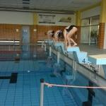 Schwimmbad am 2. Dezember zu fürs erste Adventschwimmen